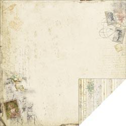 """Designpapier """"Garden"""" (30,5 x 30,5 cm)"""