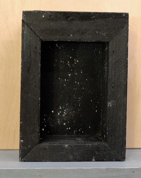 Mini Shadowbox - Schwarz