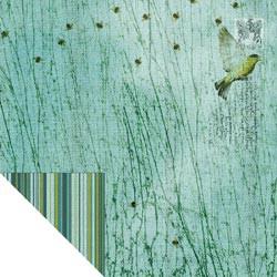 "Designpapier ""Birds & Bees"" 2 (30,5 x 30,5 cm)"