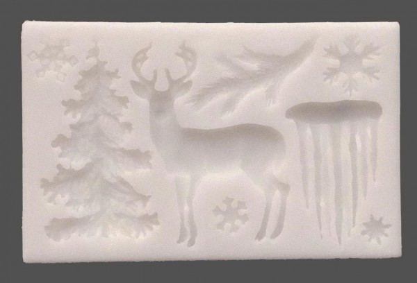"Mould-Form ""Weihnachten"""