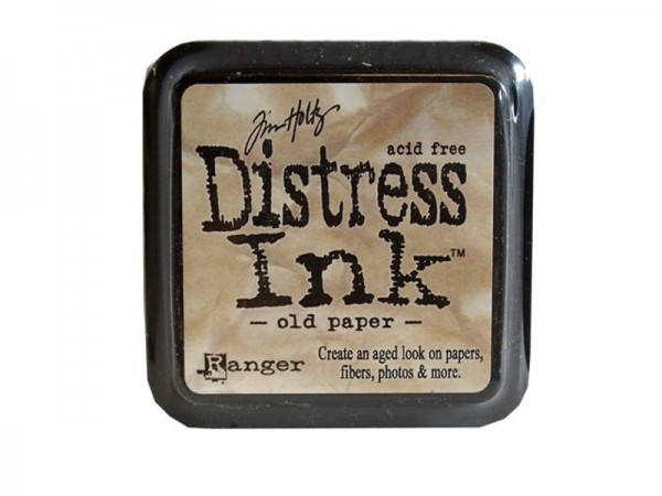 Distress Ink - Old Paper