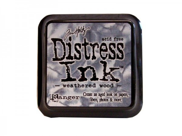 Distress Ink - Weathered Wood