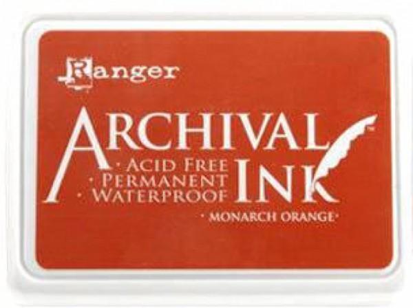 Mini Archival Ink - Monarch Orange