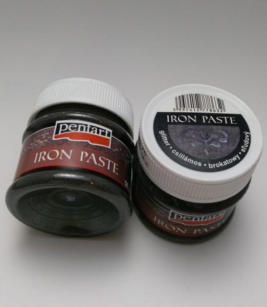 Iron Paste - Glitter