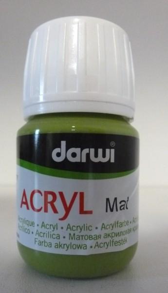 darwi Acrylfarbe - Pistaziengrün