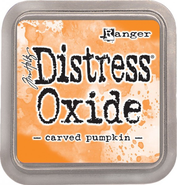 Distress Oxide - Carved Pumpkin