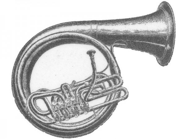 """Stempel """"Horn"""""""