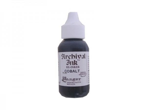 Nachfüllflasche Archival Ink - Cobalt