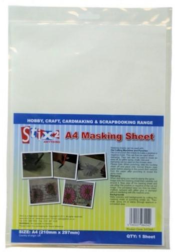 A4 Masking Sheet