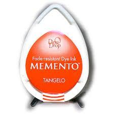 Memento Dew Drop - Tangelo