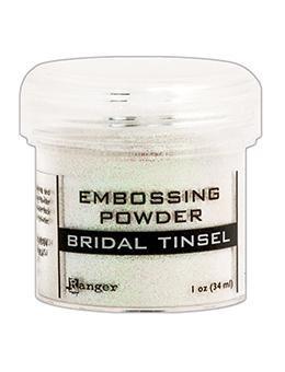 Embossingpulver - Tinsel Bridal