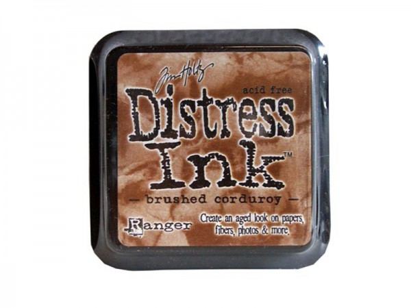 Distress Ink - Brushed Corduroy