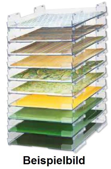 Acryl Behälter für Designpapier 30,5 x 30,5 (1 Stück)