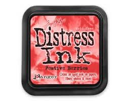 Distress Ink - Festive Berries