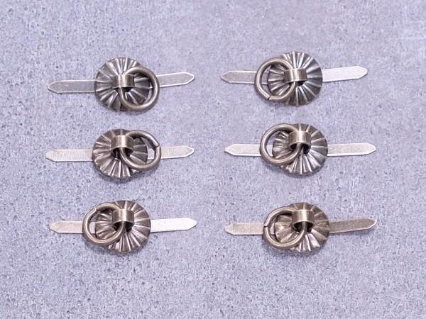 Metall-Rundgriff mini - Antik Bronze