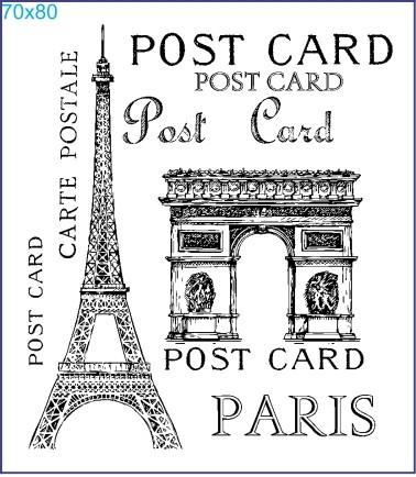 """Stempel """"Paris"""""""