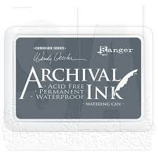 Archival Ink - Watering can