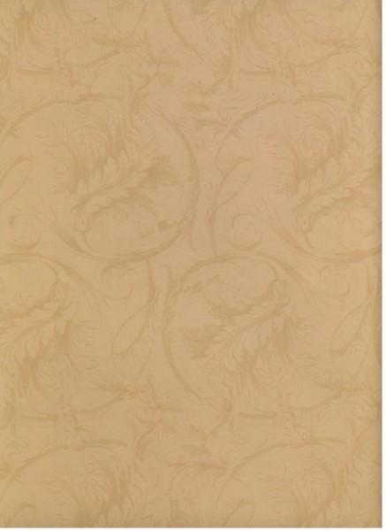 """Anna Griffin Designpapier """"Blumen-Hintergrund"""" - Braun"""
