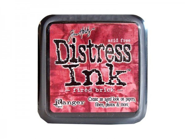 Distress Ink - Fired Brick