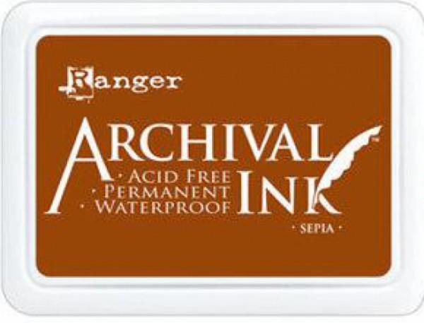 Mini Archival Ink - Sepia