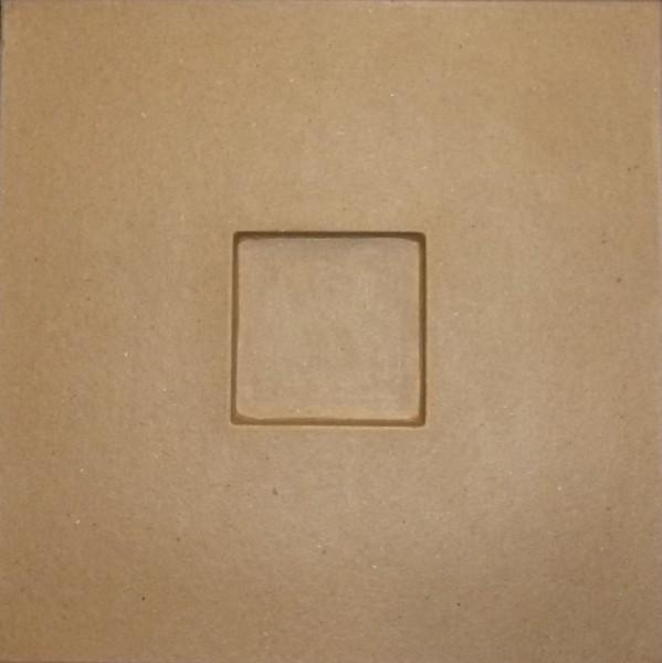 Pappmascheerahmen 27,8 x 27,8 cm