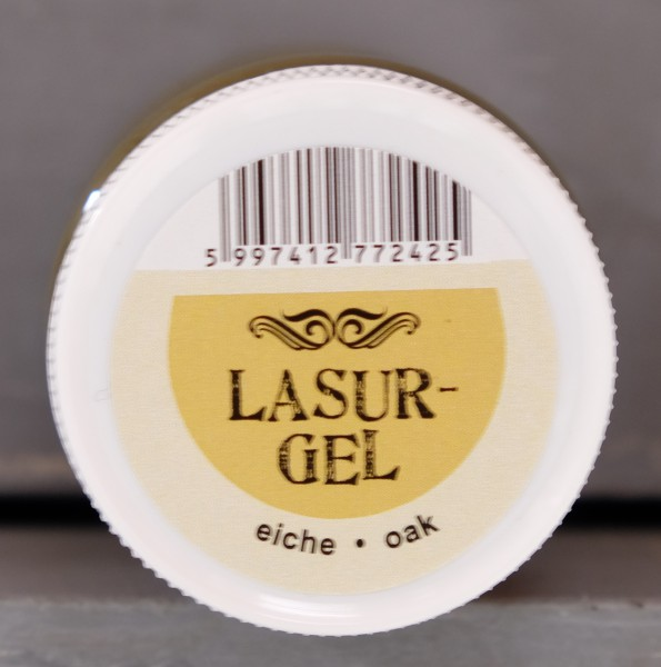 Lasurgel - Eiche