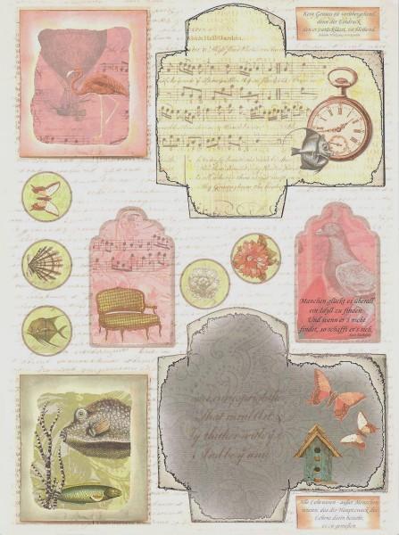 "Keramikpapier ""Specialty Stamping Paper II"""
