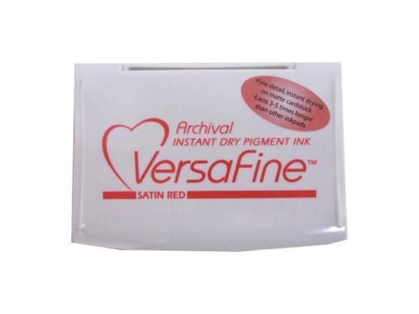 Versafine - Satin Red