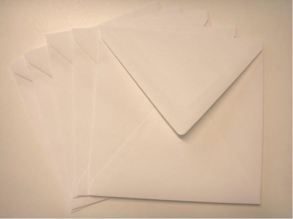 Umschläge für Karten (5 Stück)