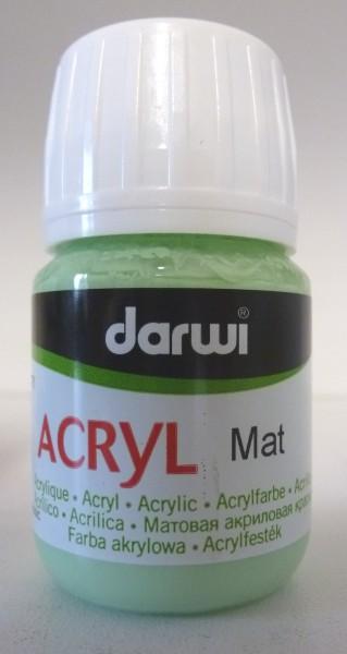 darwi Acrylfarbe - Pastellgrün